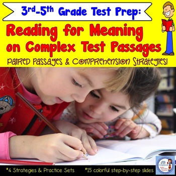 Test Prep: Reading Strategies for Complex & Paired Passages (aligned to AIR)