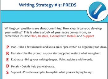 Test Prep: Reading & Writing