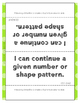 Fourth Grade Common Core Standards Posters Math {I Can Sta