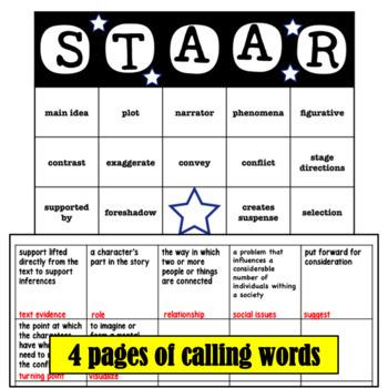 Test Prep STAAR Reading
