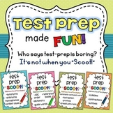 "ELA Test Prep ""Scoot!"" Bundle"