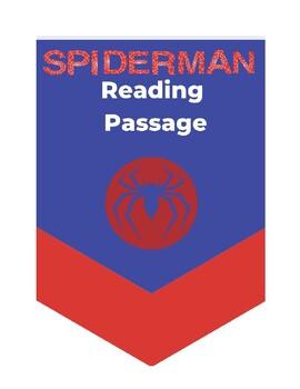 Test Prep: Spider-Man