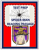 Spider-Man STAAR PREP Reading Passage