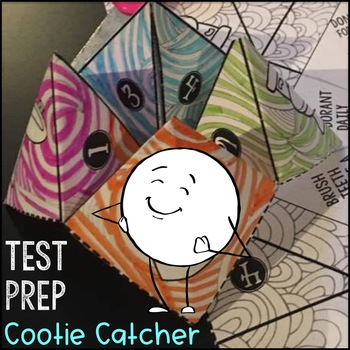 Test Prep Strategies Cootie Catcher