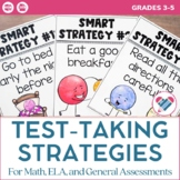 Test Prep Strategies PowerPoints, Posters, and Printables