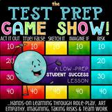 TEST PREP STRATEGIES: Testing Tips & Managing Stress Lesson & Game | Digital