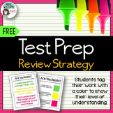 Test Prep Strategy for ANY subject - FREE