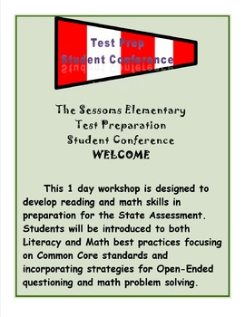 Test Prep Student Conference