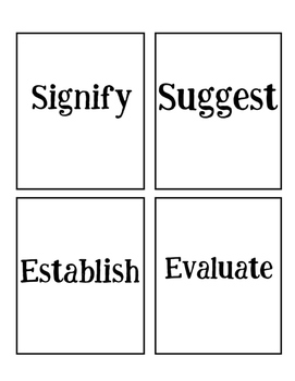 Test Prep: Task Cards