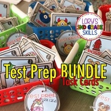 Test Prep Task Cards - BUNDLE