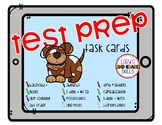 Test Prep Task Cards - Dog