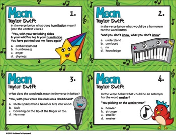 Free Downloads / Test Prep / Task Cards