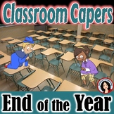 End of the Year Guess Who Game Classroom Capers