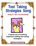 Test Prep- Test Taking Strategies Reminder Song 2