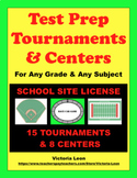 Test Prep Tournaments & Centers For Any Grade & Any Subjec