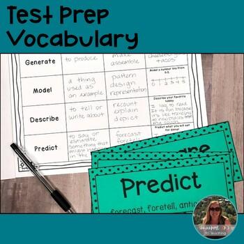 Test Prep Vocabulary