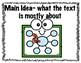 Test Prep Vocabulary Posters (Main Idea, Compare, Contrast, Summarize, etc.)