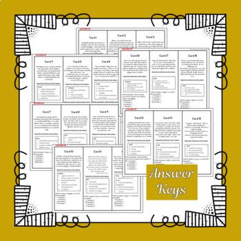 Test Prep Vocabulary: Using Dictionary Entries