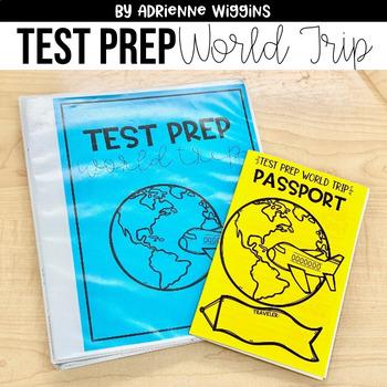 Test Prep World Trip: Build an Incentive-Based Program