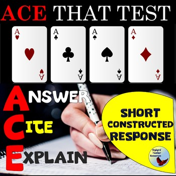 Test Prep ACE Writing Technique for Short Construction Response