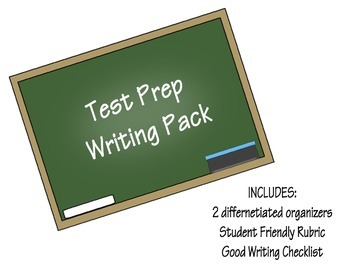 Test Prep Writing Pack
