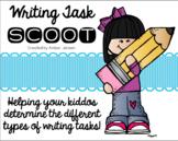 Test Prep Writing Task SCOOT!