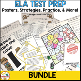 Test Prep and Motivation BUNDLE ELA