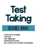 Test Prep and Test Taking Bundle