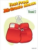 Test Prep for 7th Grade Math Round 2