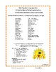 REVIEW Language - Grammar | Worksheets | Grade 4 CORE Skills | LISTS