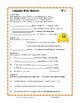 TEST PREP Language Grade 4 ... CORE Skills Worksheets