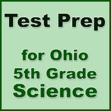 Test Prep for Ohio 5th grade Science (Google Forms)
