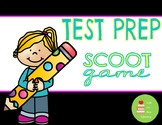Test Prep l Test Taking Strategies, Tips l SCOOT game l Standardized Test Prep