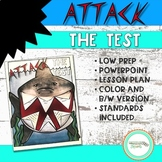 Test Taking Strategies Activities and Powerpoint