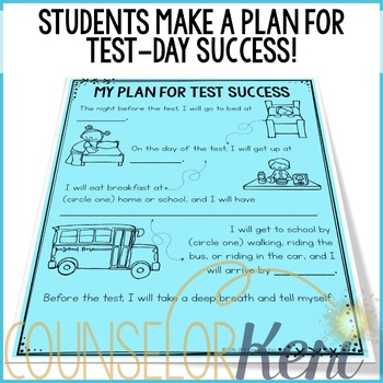 Test Preparation Classroom Guidance Lesson