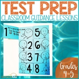 Test Preparation Classroom Guidance Lesson for Elementary School Counseling