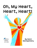 Circulatory System, Heart Health, Easy Valentines Day Readers Theater–Fluency