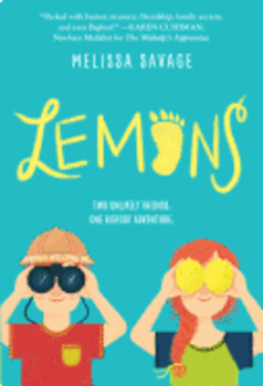 Lemons:  Test Questions (GR 3-5 SSYRA), by Melissa Savage