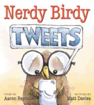 Nerdy Birdy Tweets: Test Questions (K-2 SSYRA Jr.), by Aaron Reynolds