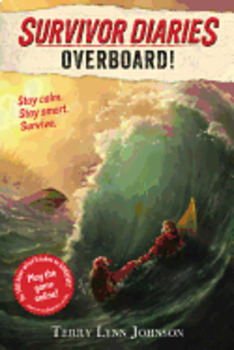 Overboard! (Survivor Diaries): Test Questions (GR 3-5 SSYRA) by Terry L. Johnson