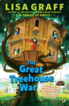 The Great Treehouse War:  Test Questions (GR 3-5 SSYRA), by Lisa Graff