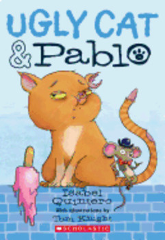 Ugly Cat & Pablo:  Test Questions (GR 3-5 SSYRA), by Isabel Quintero