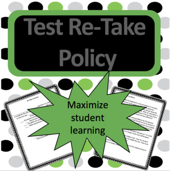 Test Re-take Policy