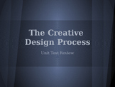 Test Review Game: Graphic Design//The Creative Process