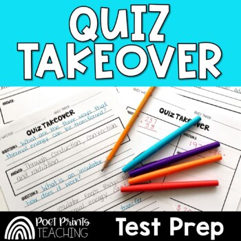 Test Prep for Any Subject