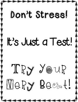 Test Sign