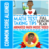 Test Prep Lesson For Primary & Elementary School Math: Avoiding Math Anxiety