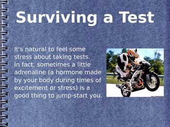 Test Skills Presentation