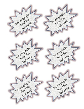 Test Snack Labels