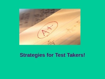 Test Strategies
